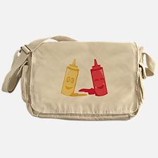Ketchup & Mustard Messenger Bag