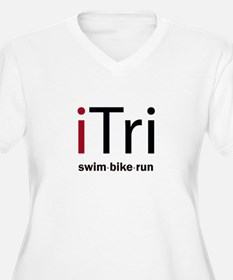 iTri (red) T-Shirt