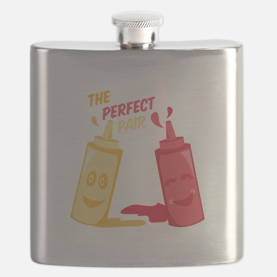 Perfect Pair Flask