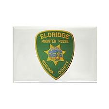 Eldridge Mounted Posse Magnets