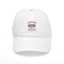 1955 Vintage Distressed Baseball Cap