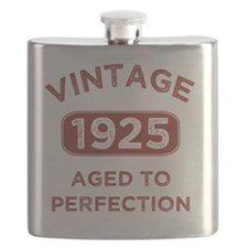 1925 Vintage Distressed Flask