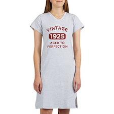 1925 Vintage Distressed Women's Nightshirt