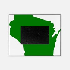 Wisconsin is Home Picture Frame