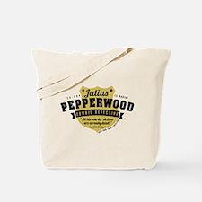 New Girl Julius Pepperwood Tote Bag