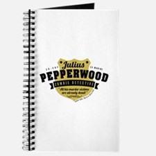 New Girl Julius Pepperwood Journal