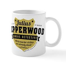 New Girl Julius Pepperwood Mug