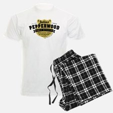 New Girl Julius Pepperwood Pajamas