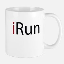 iRun (red) Mug