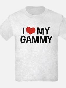 I Love My Gammy T-Shirt