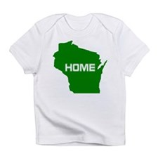 Wisconsin is Home Infant T-Shirt