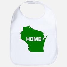 Wisconsin is Home Bib