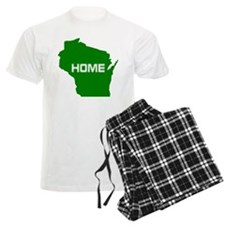 Wisconsin is Home Pajamas