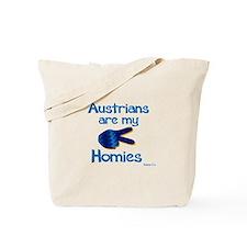 Austria homies Tote Bag