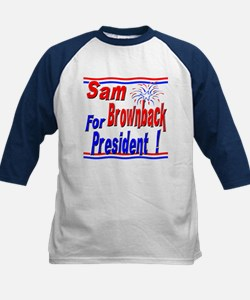 Brownback for President Tee