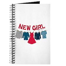 New Girl Laundry Journal