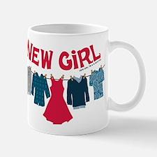 New Girl Laundry Mug