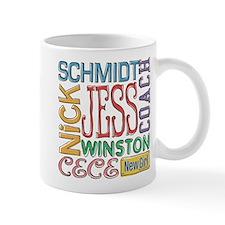 New Girl Names Mug
