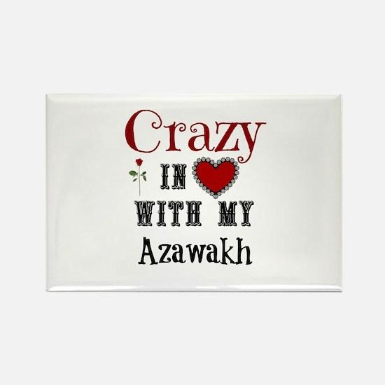 Azawakh Magnets