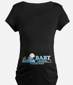 Unique Funny pregnancy twins T-Shirt