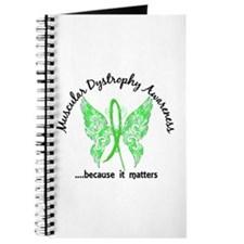 Muscular Dystrophy Butterfly 6.1 Journal