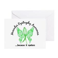 Muscular Dystrophy Butte Greeting Cards (Pk of 20)