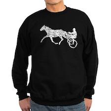 Distressed Harness Racing Sweatshirt