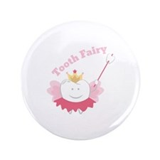 "Tooth Fairy 3.5"" Button (100 pack)"