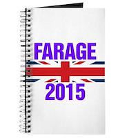 Nigel Farage 2015 General Election Journal