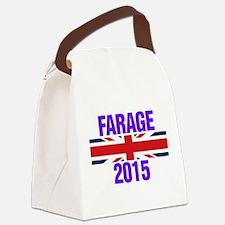 Nigel Farage 2015 General Election Canvas Lunch Ba