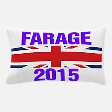 Nigel Farage 2015 General Election Pillow Case
