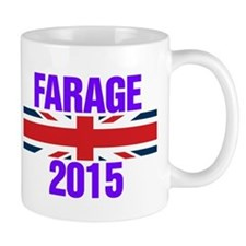 Nigel Farage 2015 General Election Mugs