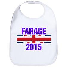 Nigel Farage 2015 General Election Bib