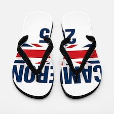 David Cameron 2015 Flip Flops