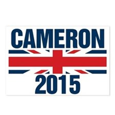 David Cameron 2015 Postcards (Package of 8)