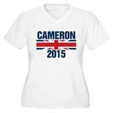 David Cameron 2015 Plus Size T-Shirt