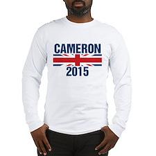 David Cameron 2015 Long Sleeve T-Shirt