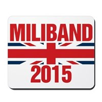 Miliband 2015 Mousepad