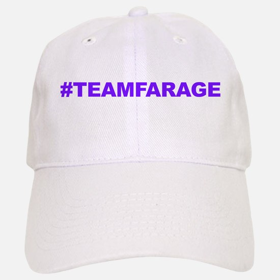 Team Farage Baseball Baseball Cap