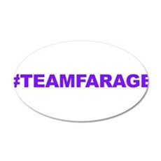 Team Farage Wall Sticker