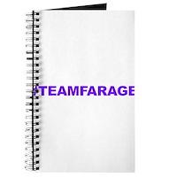 Team Farage Journal