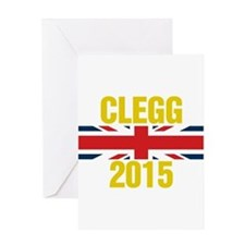 Clegg 2015 Greeting Cards