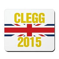 Clegg 2015 Mousepad
