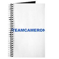 Team Cameron Journal