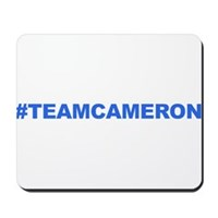 Team Cameron Mousepad