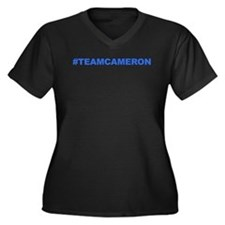Team Cameron Plus Size T-Shirt