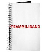 Team Miliband Journal