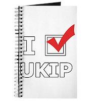 I Vote UKIP Journal