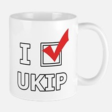 I Vote UKIP Mugs