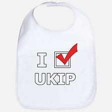 I Vote UKIP Bib